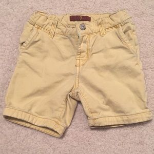 7 FOR ALL MAN KIND SHORTS 24m BOYS